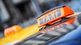 Где живут самые необщительные пассажиры такси?