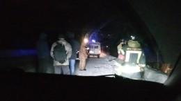 Автобус стуристами изКитая опрокинулся под Мурманском