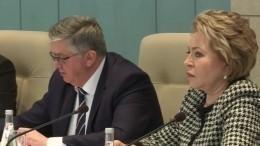 Заседание попечительского совета вНМИЦ имени Алмазова состоялось вПетербурге