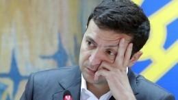 Зеленский потребовал провести расследование «пропажи унитазов» накораблях