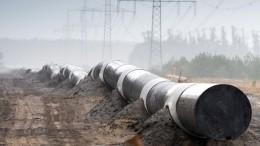 ВСША надеются санкциями задержать «Северный поток— 2»