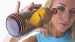 Врач-аддиктолог назвала основные признаки алкоголизма