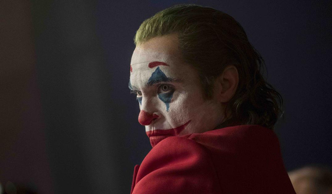 Кадр изк/ф «Джокер», 2019 год.