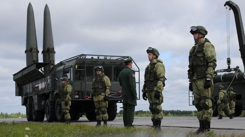 Сухопутные войска полностью перевооружатся накомплекс «Искандер»