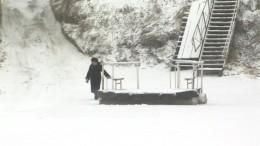 Жители острова Казачьи Луга вИркутске остались без моста