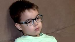 Пятый канал подводит итоги акции «День добрых дел» для Тимофея Иванова