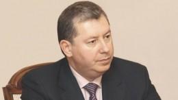 Экс-главу петербургского «Водоканала» отправили под домашний арест