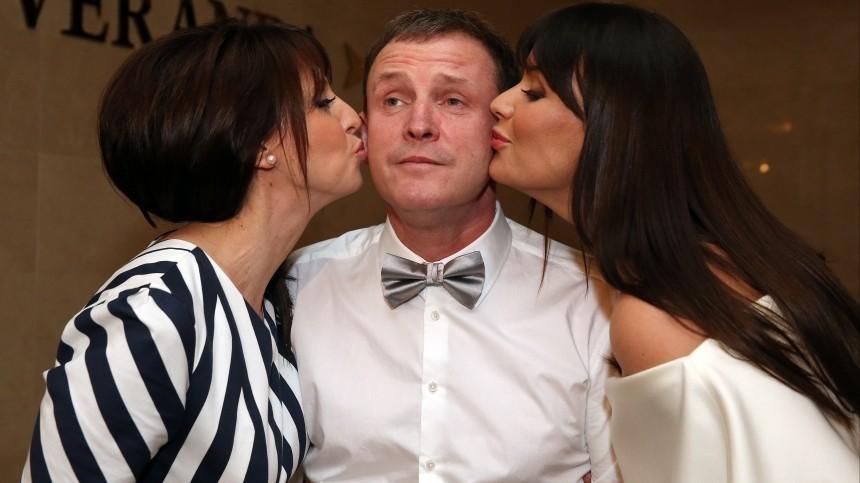 Виктор Рыбин рассказал опервом браке исмерти отца