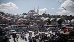 Возобновлено паромное сообщение между Турцией иКрымом