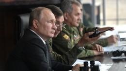 Путин призвал увеличить долю современного вооружения вармии РФдо70%