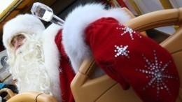 Всероссийский Дед Мороз рассказал, что унего просят дети вНовый год
