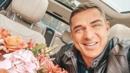 «Правда, избили»: Муж Ксении Бородиной объяснил фото с«помятым» лицом