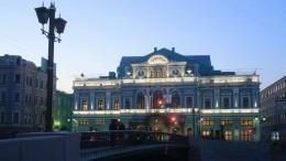 Театр втеатре: вБДТ открылась необычная инсталляция