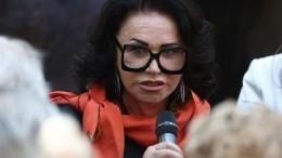Надежда Бабкина рассказала, из-за чего пропускает съемки «Модного приговора»