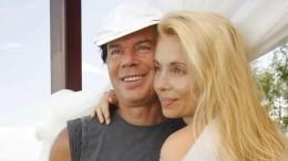«Живые инастоящие»: Марина Газманова поделилась архивными фото мужа идочери