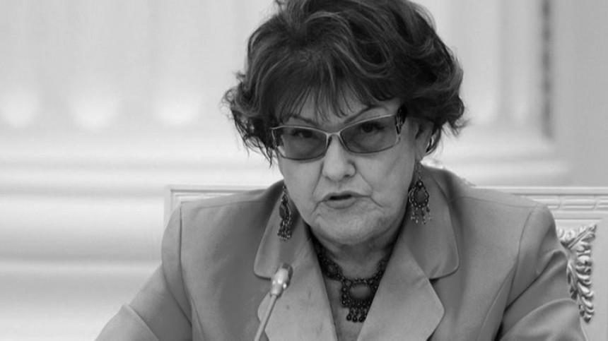 Скончалась бывший ректор СПбГУ Людмила Вербицкая