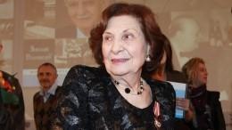 Умерла советская разведчица Гоар Вартанян