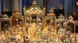 Кража века! Изсокровищницы «Зеленый свод» вДрездене похитили драгоценности XVIII века