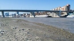 Уровень воды вреке Дон продолжает катастрофически снижаться вРостовской области