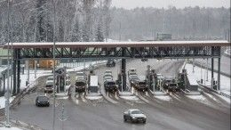Последний этап трассы М-11 «Москва— Санкт-Петербург» разрешили ввести вэксплуатацию