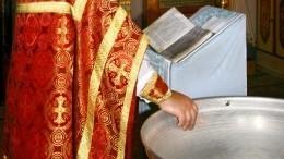 Курганский священник отказался крестить ребенка из-за огромной родинки