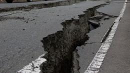 Разрушительное землетрясение произошло вАлбании, пострадали сотни человек