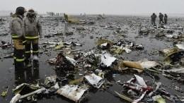 МАК: ошибка пилотов стала причиной крушения самолета ваэропорту Ростова-на-Дону