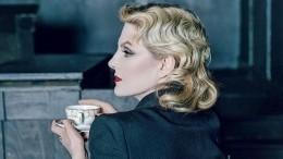 «Красота вне времени!»: Литвинова выложила завораживающие фото встиле ретро