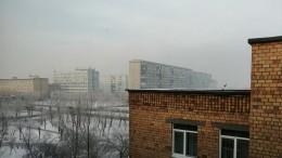 Метеорологи ввели режим «черного неба» вКрасноярске
