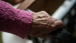 Пенсионерка упала влестничный пролет свысоты седьмого этажа ивыжила