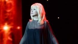 Ирина Аллегрова оказалась вцентре скандала из-за отмены концерта