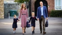 Принц Уильям рассказал осоперничестве старших детей друг сдругом