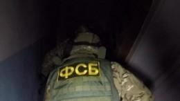 ФСБ пресекла деятельность группировки, занимавшейся контрабандой пороха из-за рубежа