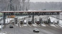 Сколько будет стоить проезд потрассе М11 Москва— Петербург для легковушек?