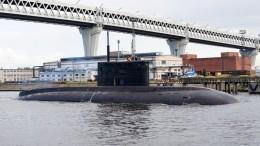 Путин осмотрел подлодку «Петропавловск-Камчатский» ипобеседовал сееэкипажем