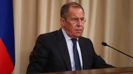 Лавров призвал Запад отказаться от«имперских замашек», втом числе ввопросе санкций