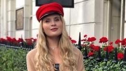 «Статуэточка»: дочь Александра Малинина восхитила подписчиков нежным образом