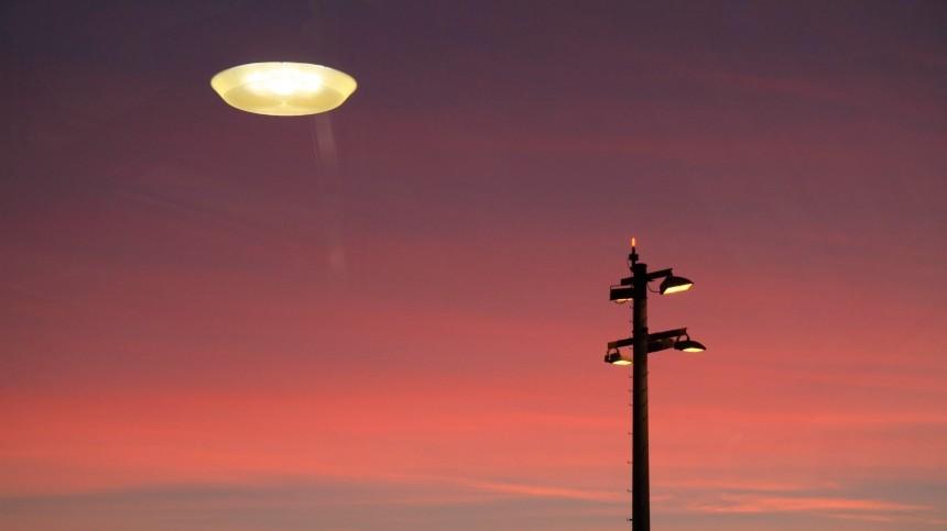 Видео: внебе над Кубанью засняли огненный НЛО