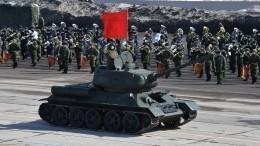 Жители Челябинской области пытаются сохранить легендарный Т-34