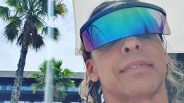 «Янапике формы!»: Тарзан прифотошопил свою голову ктелу полного мужчины втрусах
