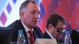 ВОлимпийском комитете России назвали неадекватным предлагаемые WАDА санкции