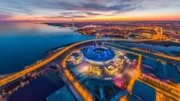 Санкт-Петербург получил самую престижную туристическую премию