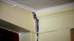 Часть потолка обрушилась начиновников Новгородской области вовремя заседания