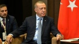 Эрдоган посоветовал Макрону «проверить мозг» после слов оНАТО