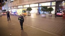 Несколько человек получили ножевые ранения вГааге врезультате нападения