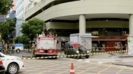 Пять человек взяты взаложники вбаре вРио-де-Жанейро