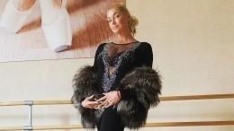 Волочкова заявила, что нехочет приближения Нового года