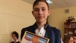 Валуев горячо поблагодарил иркутского школьника заспасение девочки отнасильника
