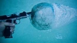 Мужчина вупор расстрелял девушку изтравматического пистолета— видео