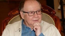 Напавшего намедика режиссера Хейфеца госпитализировали втяжелом состоянии